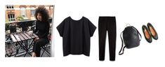 """""""Easy like Sunday morning."""" by anouk-rocher ❤ liked on Polyvore featuring Louis Vuitton, Lanvin and La Garçonne Moderne"""