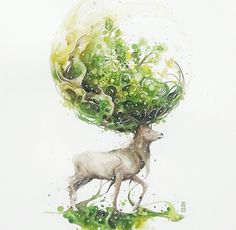 Luqman Reza Mulyono Indonesian Artist - Jongkie, has created Gorgeous Watercolor Paintings. he is very talented in the art of watercolor painting, his work was Watercolor Paintings Of Animals, Animal Paintings, Animal Drawings, Watercolor Art, Art Drawings, Art And Illustration, Watercolor Illustration, Drawing Artist, Painting & Drawing