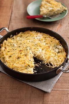 Macaroni Pie - Read More at Relish.com