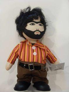 RECEP IVEDIK Puppe Funktionspuppe laufende sprechende Spielpuppe Sound NEU& OVP