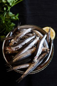 ♂ Still Life Food Styling food photography fishes post veloce del lunedì: tortino di acciughe