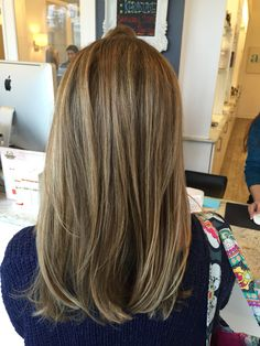"""Beautiful """"kissed by the sun"""" highlights airdrybar.com"""