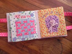 Busy Books for Children by sewMattey on Etsy, $60.00
