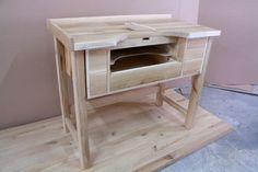 birou de bijutier Nightstand, Stool, Table, Furniture, Jewelry, Home Decor, Jewlery, Decoration Home, Jewerly