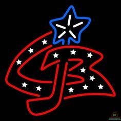 Columbus Blue Jackets Neon Sign NHL Teams Neon Light