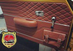 Pocket on door panel, yet still need room for small speakers Vw Minibus, Vw T3 Syncro, Vw T1, Custom Car Interior, Car Interior Design, Truck Interior, Car Interior Upholstery, Automotive Upholstery, Jetta Mk1