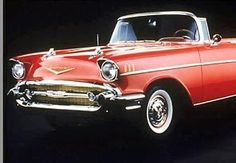 Classic Chevy Car