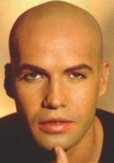 Wonderful rod on bald