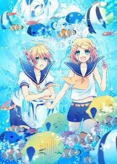 Rin Len <3