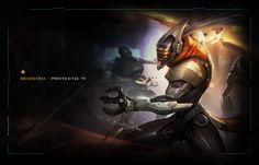 PROYECTO: Yasuo activado | League of Legends ...
