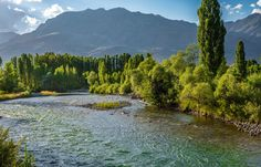 The Munzur River, one of the most sacred places for Alevi Kurds, flows out of the Munzur Mountains in eastern Turkey