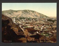 [From the road to the fortress, Tiflis, Russia, (i.e., Tbilisi, Georgia)]