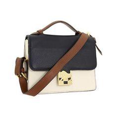 Vince Camuto Kristen Shoulder Bag Handbags - Navy
