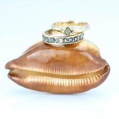 ✨ #rough diamond #materia prima jewelry