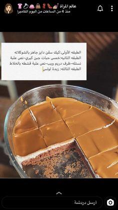 Sweets Recipes, Coffee Recipes, Cooking Cake, Cooking Recipes, Tunnocks Tea Cakes, Ramadan Sweets, Arabian Food, Cookout Food, Cafe Food