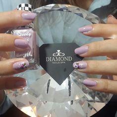 #diamondnailsspa #unhasdecoradas #esmaltesbarrym #unhaslindas  @steicy_aya