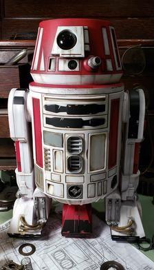Astromech droid R series Custom Refurbishment Planetary System, Star Wars Facts, Galactic Republic, Star Wars Droids, The Old Republic, Star Wars Images, Star Wars Film, Original Trilogy, Ewok