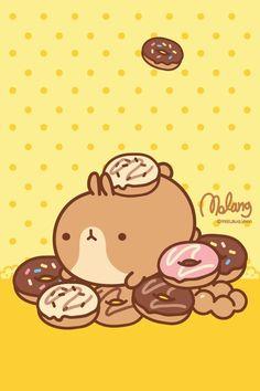 molang&donuts