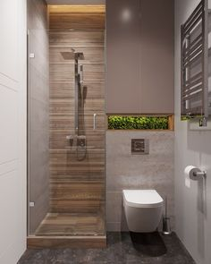 10 Small Bathroom Ideas for Minimalist Houses The new little bathroom design ideas are lighthearted and revolutionary, rethinking what we expect a bathroom design should look like. Ideas For Small Bathroom RenSmall bathroom Small Bathroom Remod Tiny House Bathroom, Bathroom Layout, Modern Bathroom Design, Bathroom Interior Design, Bathroom Small, Bathroom Grey, Bathroom Cabinets, Bathroom Marble, Bathroom Storage