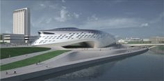 Zaha Hadid wins Guggenheim Museum in Vilnius