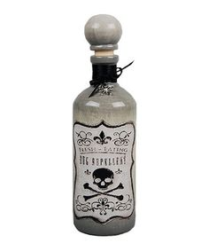 Another great find on #zulily! 'Bug Repellent' Bottle by Shea's Wildflowers Company #zulilyfinds