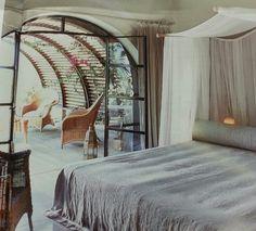 Pantelleria Island Italy bedroom