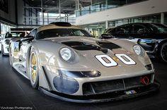 "topvehicles: "" Porsche 911 GT1 by vinchops """