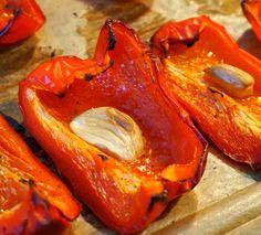papryka, czerwona papryka, pieczona, zupa, krem, na obiad, biodika,