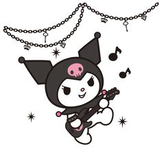 Shop All Official Kuromi Products - Sanrio Sanrio Characters, Cute Characters, Hello Kitty Imagenes, Otaku, Hello Kitty My Melody, Hello Kitty Pictures, Hello Kitty Wallpaper, Sketch Inspiration, Cute Cartoon Wallpapers