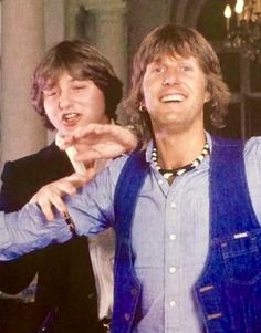 Greg Lake & Keith Emerson. Love and miss you both.