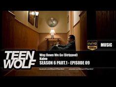 Kaleo - Way Down We Go (Stripped) | Teen Wolf 6x09 Music [HD] - YouTube Teen Wolf Songs, Teen Wolf Music, Way Down, Hd 1080p, Movie Tv, Youtube, Sad, Youtubers, Youtube Movies