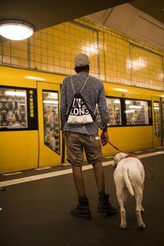 On the streets of Berlin. [Photo by Kuba Dabrowski]
