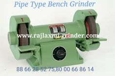 Heavy Duty Pipe Type Bench Grinders ( Four Bearings) – Rajlaxmi Rajkot Bench Grinder, Angle Grinder, Manufacturing Engineering, Tool Room, Machine Tools, Grinding, Power Tools, Pedestal, Rolex
