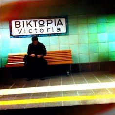 Victoria Station, Athens
