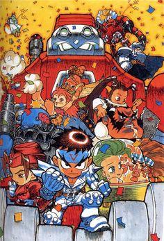 Manga Art, Anime Art, Capcom Street Fighter, Character Art, Character Design, Japanese Video Games, Arcade, Nintendo, Video Game Art