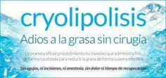 Criolipolisis consigue con un aplicador no invasivo administrar enfriamiento controlado y destruyendo las células grasas de áreas específicas del cuerpo.