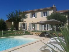short list - Cairanne Holiday House: Provencal house in a quiet Cairanne,