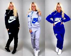 Nike sweat suit