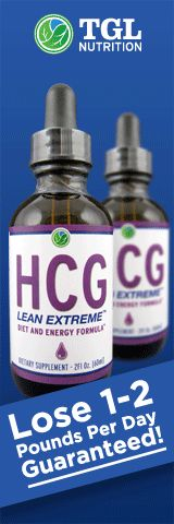 HCG Drops Buy 3 Get 1 Free 89.95 by TGL Nutrition