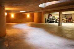 Image result for luxury underground garage Garage Design, House Design, Underground Garage, Man Cave Garage, Dream Garage, Homes, Vacation, Luxury, Architecture