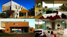 The greatest homes made from shipping containers around the world