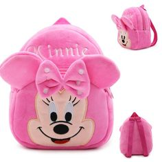 Kids School Bags Hello Kitty School Backpacks for Gril Boy Children Baby  Mickey Minnie Child Bag 1aa381d94bce4