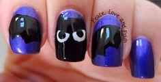 Peace, Love & Polish: 13 Days of Halloween D5: Bat's!