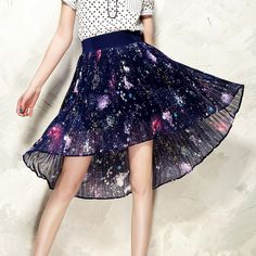 I am obsessed with any and all things galaxy print right now.