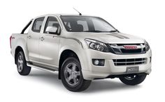 All New Isuzu D-Max 2016 - http://www.carspoints.com/wp-content/uploads/2015/02/Isuzu-D-Max-2016-Front-Angle-1280x800.jpg