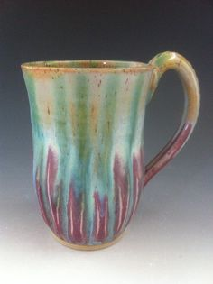 Mug from Poterie Monique Duclos Pottery