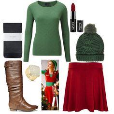 Elf inspired costumes