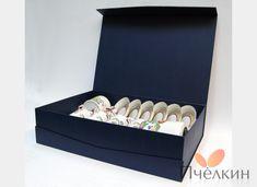 Подарочная коробка для фарфорового сервиза #packaging