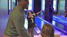 He asked for Cam Newton, he GOT Cam Newton!! 10-year-old Noah had the best weekend EVER -- when his favorite NFL player took him and 3 other kids…