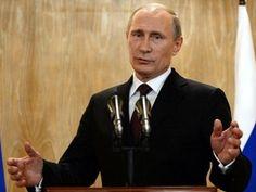 Cazuza: Putin lidera lista de poderosos. Dilma cai para 31...